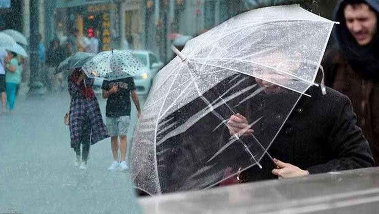 Meteoroloji o illeri uyardı: Yağışlı ve hava sıcaklıkları düşüyor