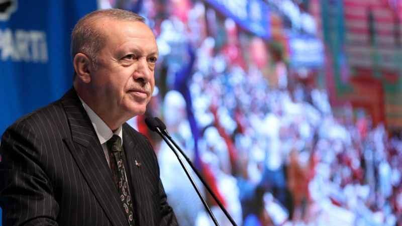 Erdoğan'dan Mersin'de dikkat çeken hareket!
