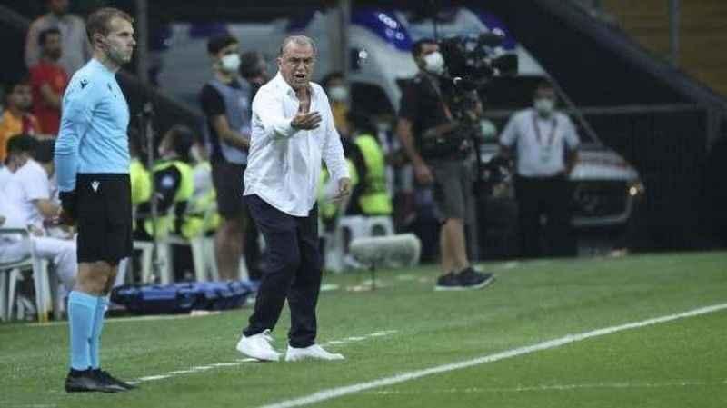 Fatih Terim Lazio galibiyetini yorumladı