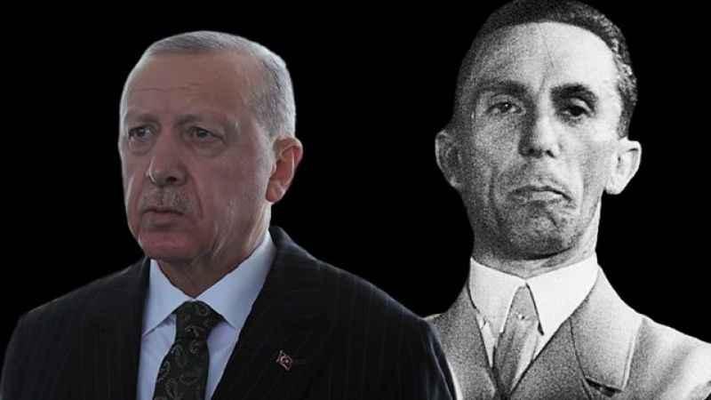 O sözlere sert cevap: Goebbels bunların yanında çırak bile olamaz