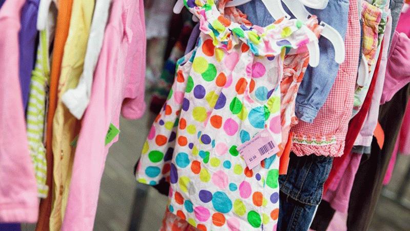 Çocuk giysilerinde ölümcül tehlike! Bakanlık devreye girdi
