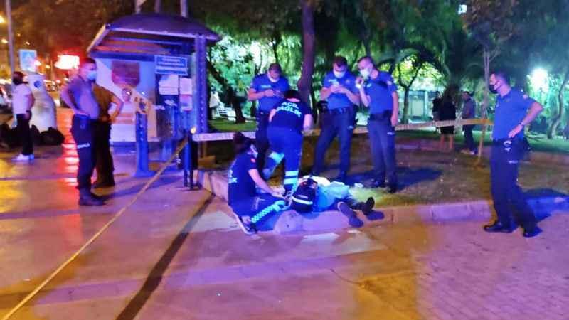 İzmir'de parkta 63 yaşında bir erkek cesedi bulundu