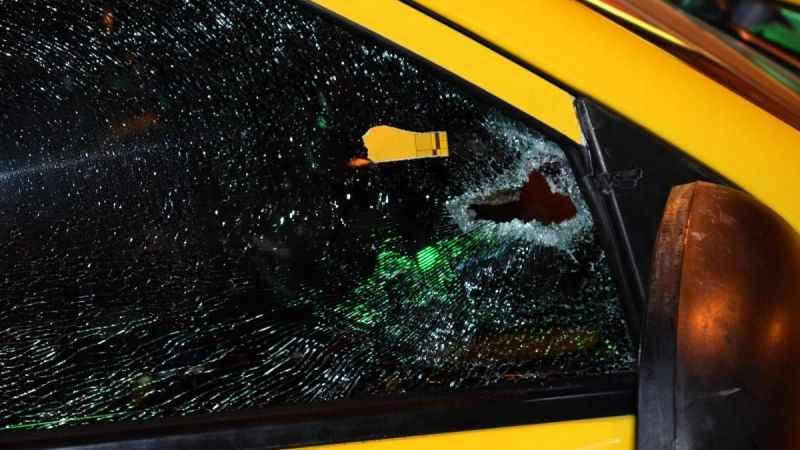 Ticari araç içerisinde silahlı saldırı! Bekçiler kıskıvrak yakaladı