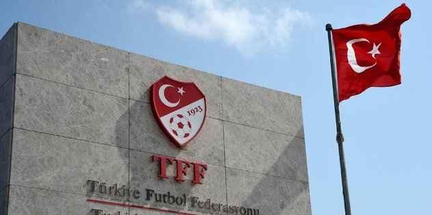 TFF'den FIFA'ya mesaj: Risk teşkil etmektedir