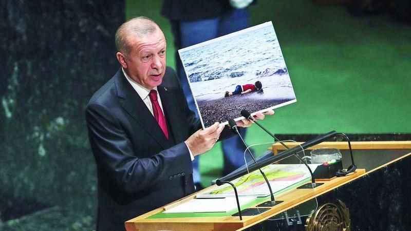 Erdoğan BM Genel Kurulu'na katılmak üzere bugün ABD'ye gidiyor