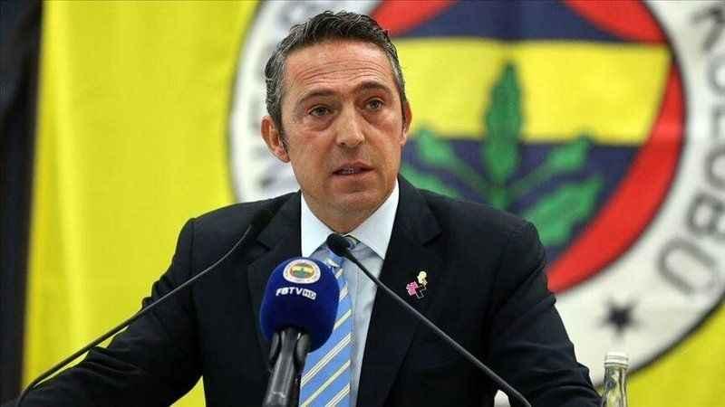 Ali Koç, Başakşehir maçı sonrası futbolculara moral verdi