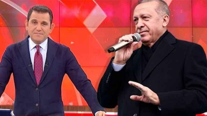 """Fatih Portakal'dan, Numan Kurtulmuş tepkisi: """"Vay Erdoğan'ın haline…"""""""