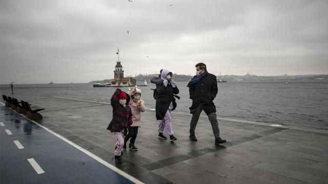 Hava durumu: Sıcaklıklar düşecek! İstanbul ve Ankara üşüyecek
