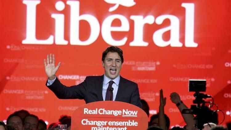 Kanada'da yaklaşık 27,3 milyon seçmen sandık başına gitti