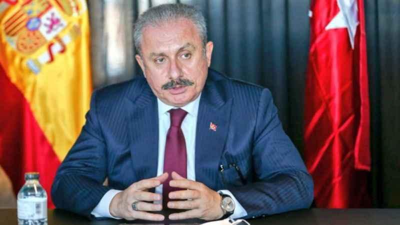Mustafa Şentop: Dünyanın en cömert ülkesiyiz!