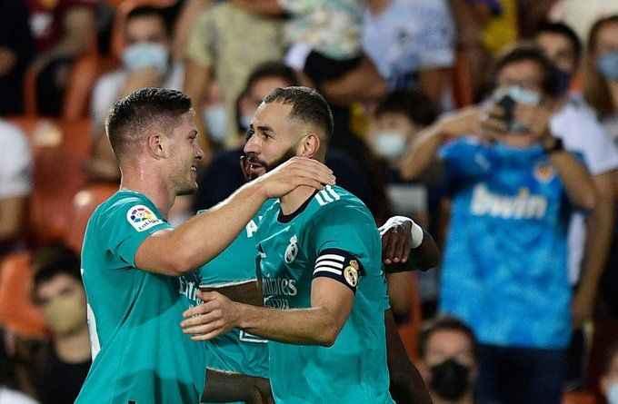 Real Madrid rekora koşuyor!