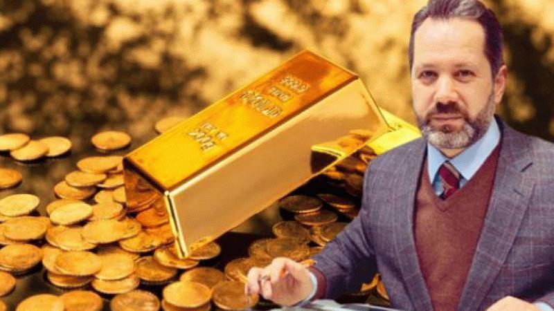 İslam Memiş ekim ayında gram altın fiyatının geleceği rakamı açıkladı