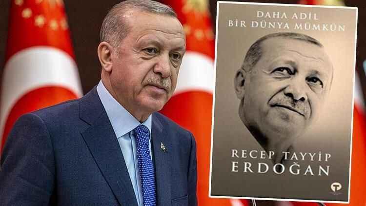 Cumhurbaşkanı Erdoğan'ın kitabı kopya mı? Dikkat çeken benzerlik