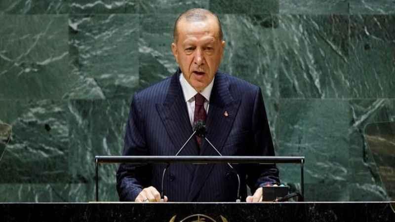 Cumhurbaşkanı Erdoğan BM Genel Kurulu'nda dünya liderlerine seslendi
