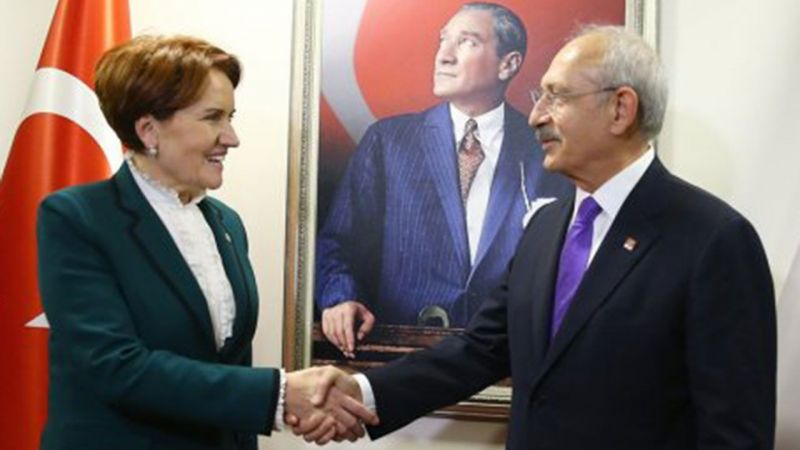 Kılıçdaroğlu'nun 'Muhatap HDP' sözüne İYİ Parti'den dikkat çeken cevap