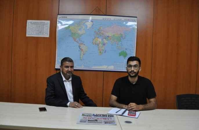 Filistin direnişinin en önemli örgütü HAMAS'ın kritik ismi Dr. Sami Ebu Zuhri, Millî Gazete'nin sorularını yanıtladı.