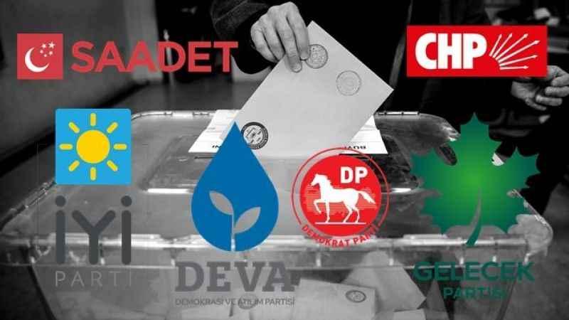 Millet İttifakı, Saadet, DEVA ve Gelecek'ten kritik ortak toplantı