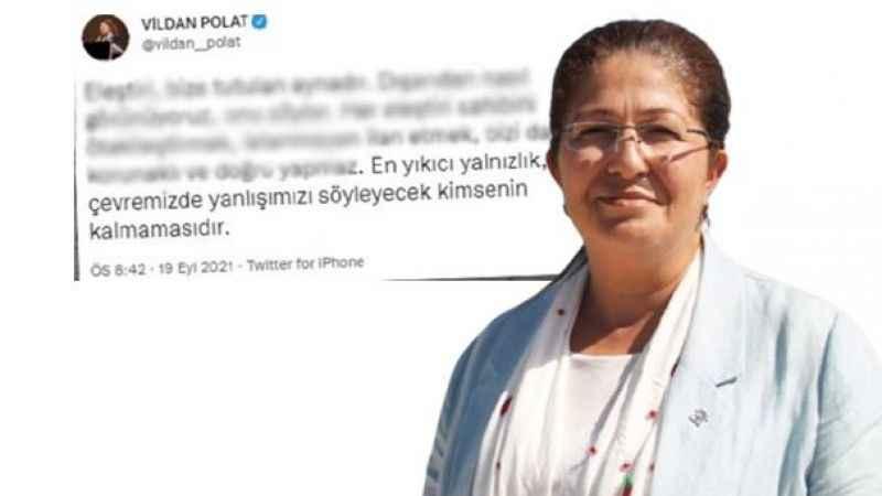 Yanlışımızı söyleyecek kimse kalmadı diyen AKP'li krize neden oldu