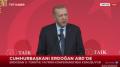 Cumhurbaşkanı Erdoğan ABD'li iş insanlarına hitap etti