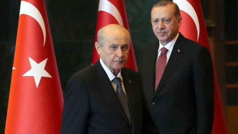 AKP ve MHP arasında kazan kaynıyor! Cumhur İttifakı'nda derin çatlak