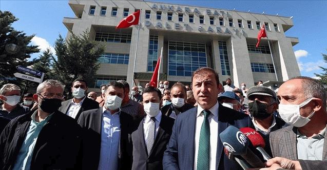 AKP'den CHP'li ilçe başkanı hakkında suç duyurusu