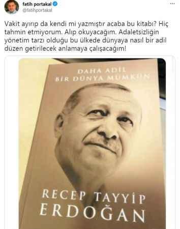 Resmen yalanladı! Fatih Portakal, Erdoğan'ı çok kızdıracak
