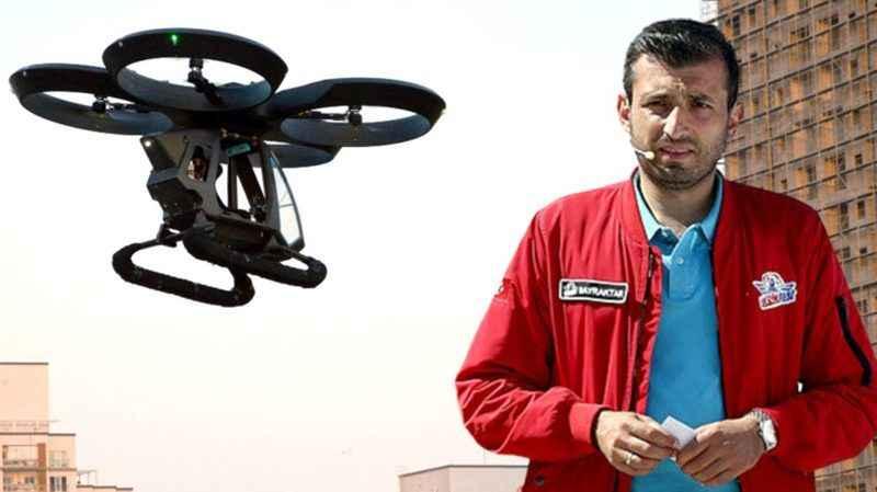 Selçuk Bayraktar duyurdu: Uçan arabayla herkes pilot olacak