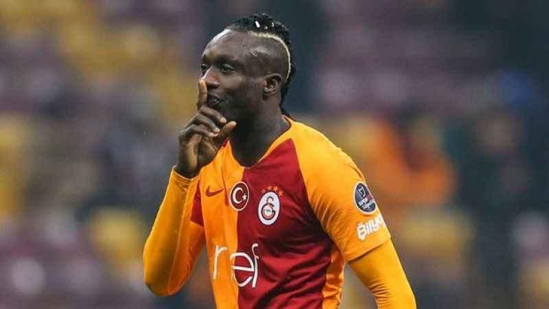 Galatasaray'da kadro dışı kalan Mbaye Diagne'den moral paylaşımı