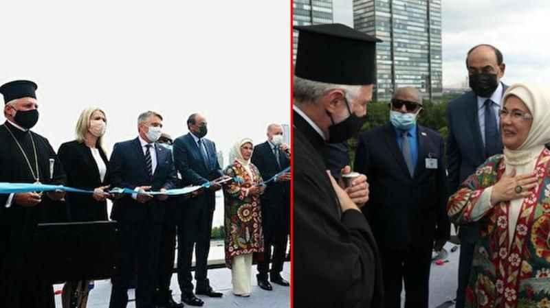 Miçotakis'ten Amerika Ortodoks Kilisesi'ne Türkevi protestosu