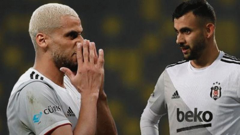 Beşiktaş'tan Ghezzal ve Welinton hakkında açıklaması!