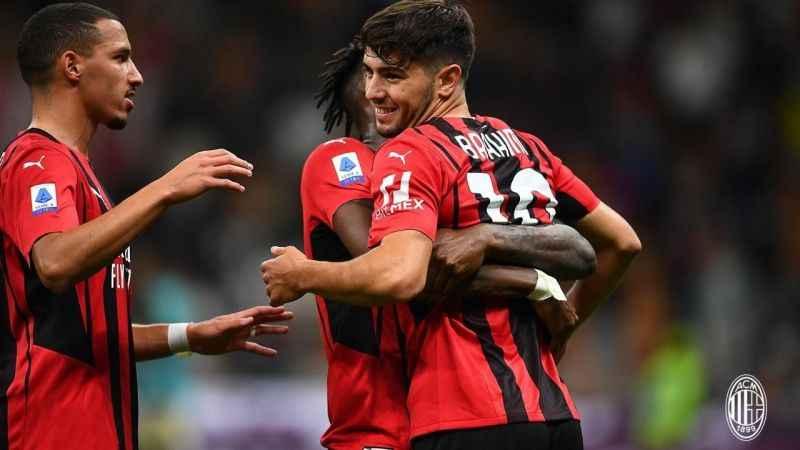 Milan, ligin en yeni ekiplerinden Venezia'yı 2 golle geçti