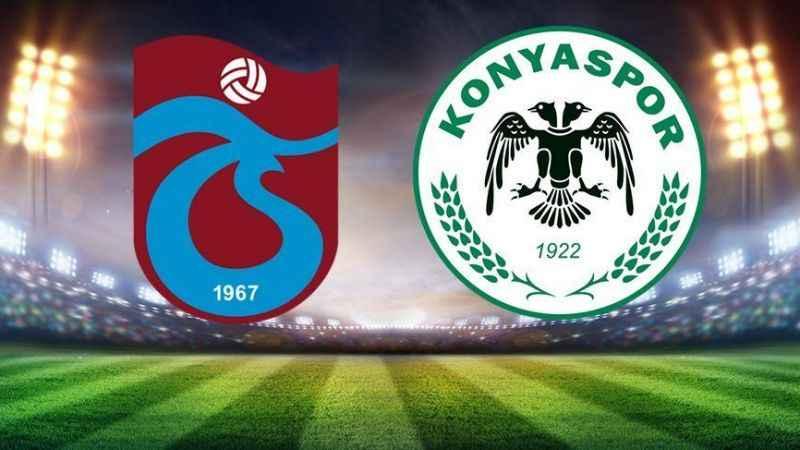 Konyaspor - Trabzonspor maçı hangi kanalda, ne zaman, saat kaçta?
