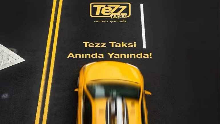 Tezz Taksi istanbul'da avantajlar sunuyor