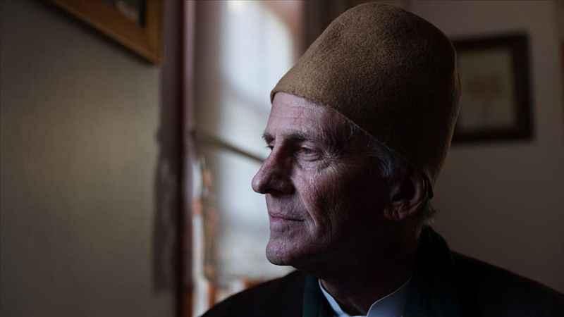 ABD'li papaz, Müslüman olup Konya'ya yerleşti