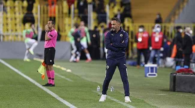 Vitor Pereira'nın Kadıköy karnesi dikkat çekti!