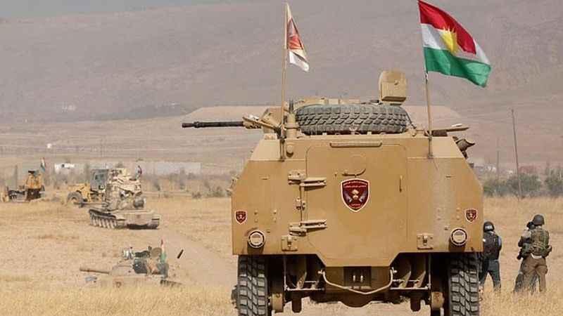 51 PKK'lının Peşmerge güçlerine katıldığı iddia edildi