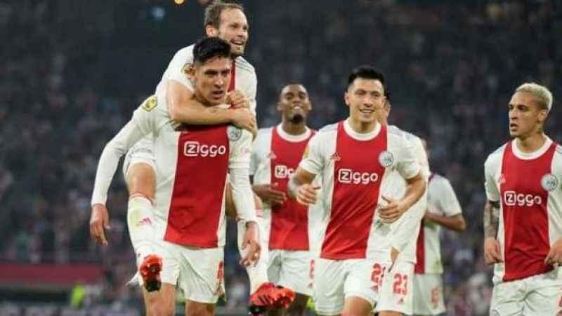 Ajax'tan Beşiktaş'a gözdağı