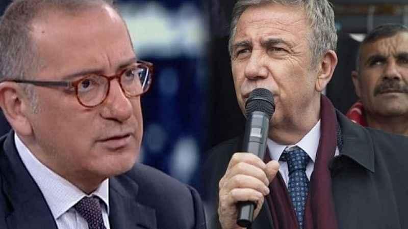 AK Partili anketçinin, Mansur Yavaş korkusu! Fatih Altaylı'ya açıkladı
