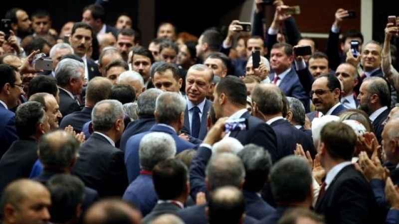 AKP'li vekilin Erdoğan ve 2023 korkusu: Hep beraber kül oluruz