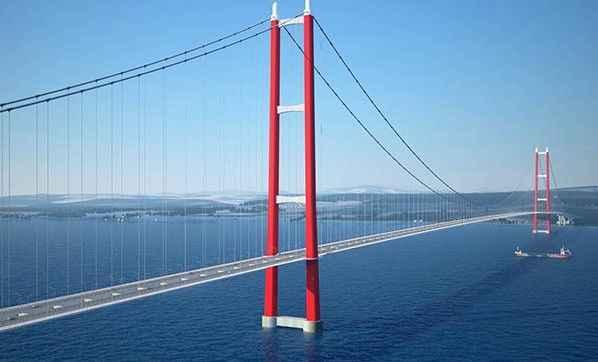 Erdoğan'a tepki: Yerli ve milliyiz ama köprü geçişimiz Euro ile...
