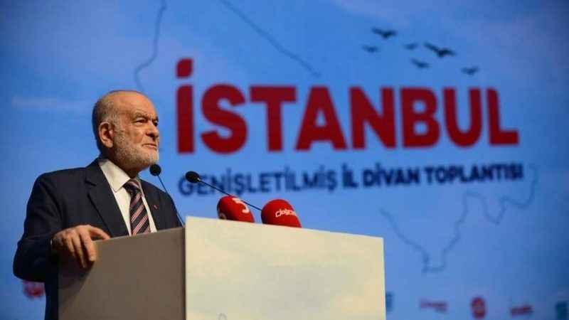 Karamollaoğlu'ndan Erdoğan'a tepki: Sen önce kendi memleketinde adaleti tesis et