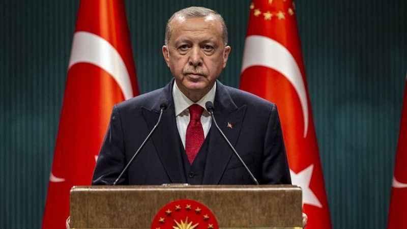 Cumhurbaşkanı Erdoğan'dan kabine sonrası açıklamalar!