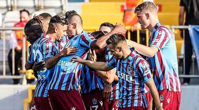 Trabzonspor - Alanyaspor muhtemel 11'leri! Dikkat çeken istatistik