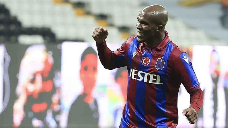 Trabzonspor'lu Nwakaeme ilk peşinde!