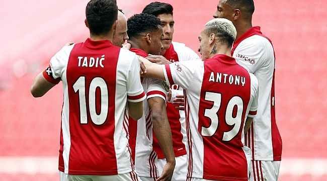 Beşiktaş'ın durdurması gereken 3 Ajax'lı!