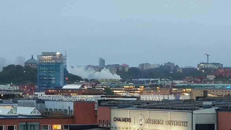 İsveç'te patlama: 25 yaralı
