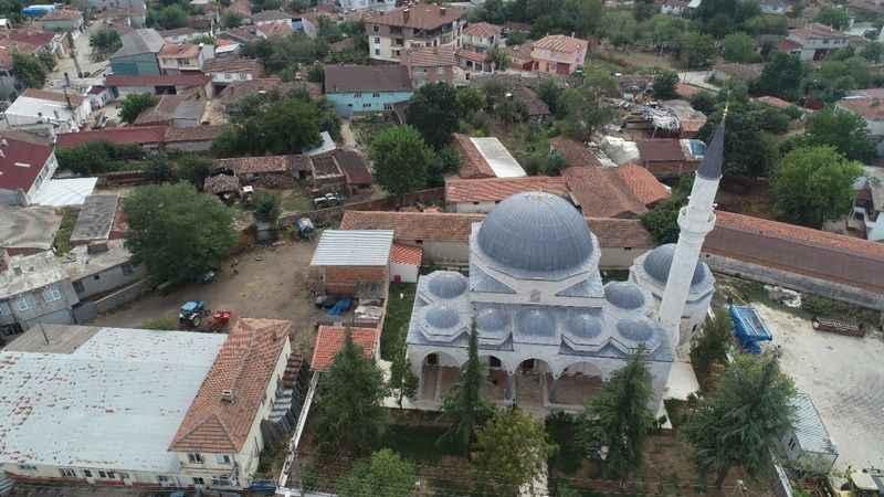 523 yıllık cami ibadete açılacak