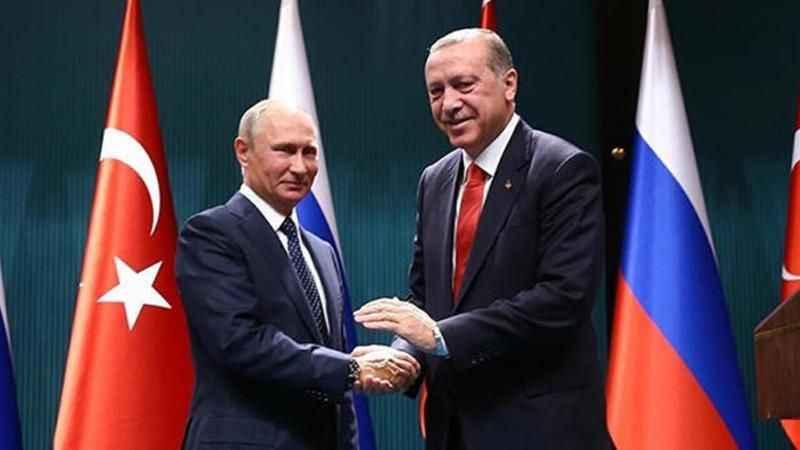 Soçi'de kritik zirve! Cumhurbaşkanı Erdoğan ve Putin bir araya geliyor