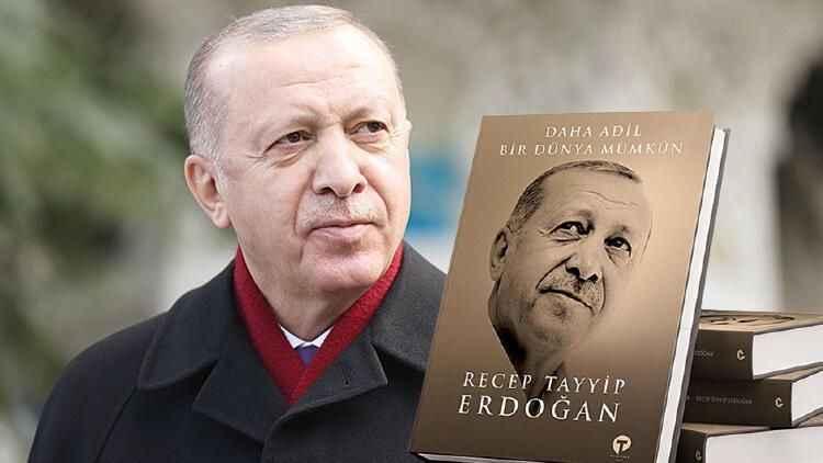 Kritik çıkış! Erdoğan'ın kitabını Saray mı bastırdı?