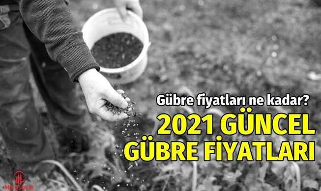Gübre fiyatları çiftçiyi isyan ettirdi: 2021 güncel gübre fiyatları